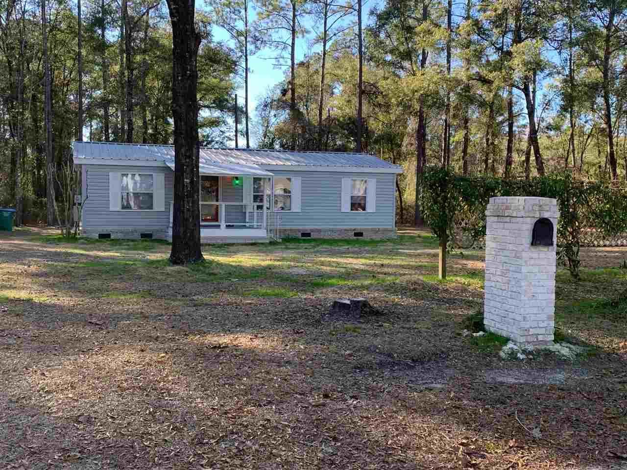 12 Jenny Lynn Road, Crawfordville, FL 32327 - MLS#: 327527