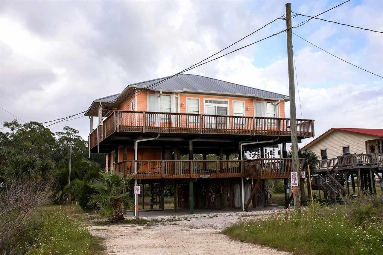 1930 Ezell Beach Rd, Perry, FL 32348 - MLS#: 324532