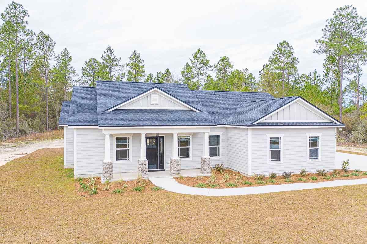 25 Pheasant Hill Trail, Crawfordville, FL 32327 - MLS#: 323536