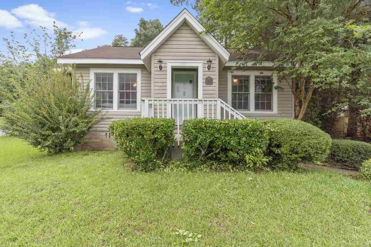 521 Gunter Street, Tallahassee, FL 32308 - MLS#: 334543