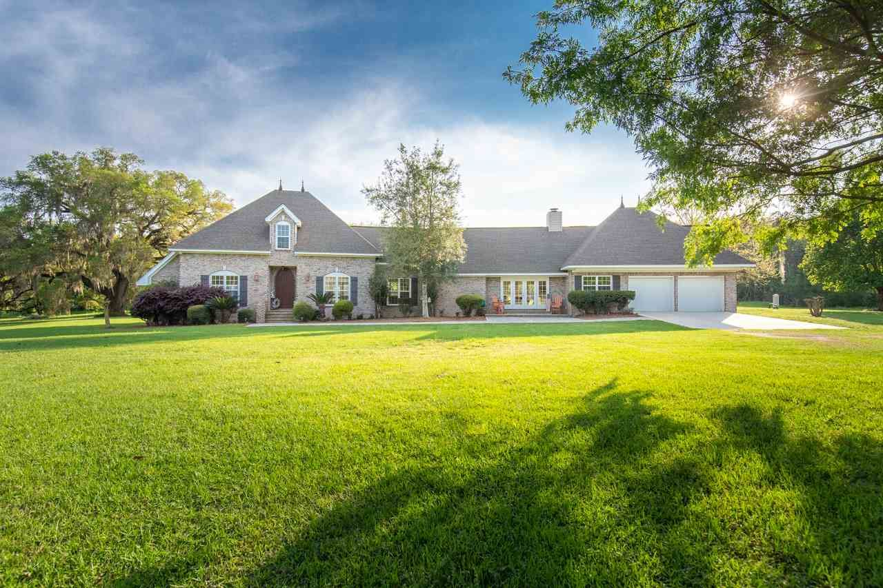 654 Bassett Dairy Road, Monticello, FL 32344 - MLS#: 330544