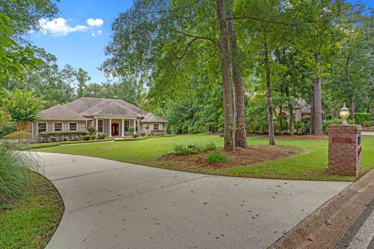Photo of 8535 Congressional Drive, TALLAHASSEE, FL 32312 (MLS # 335544)