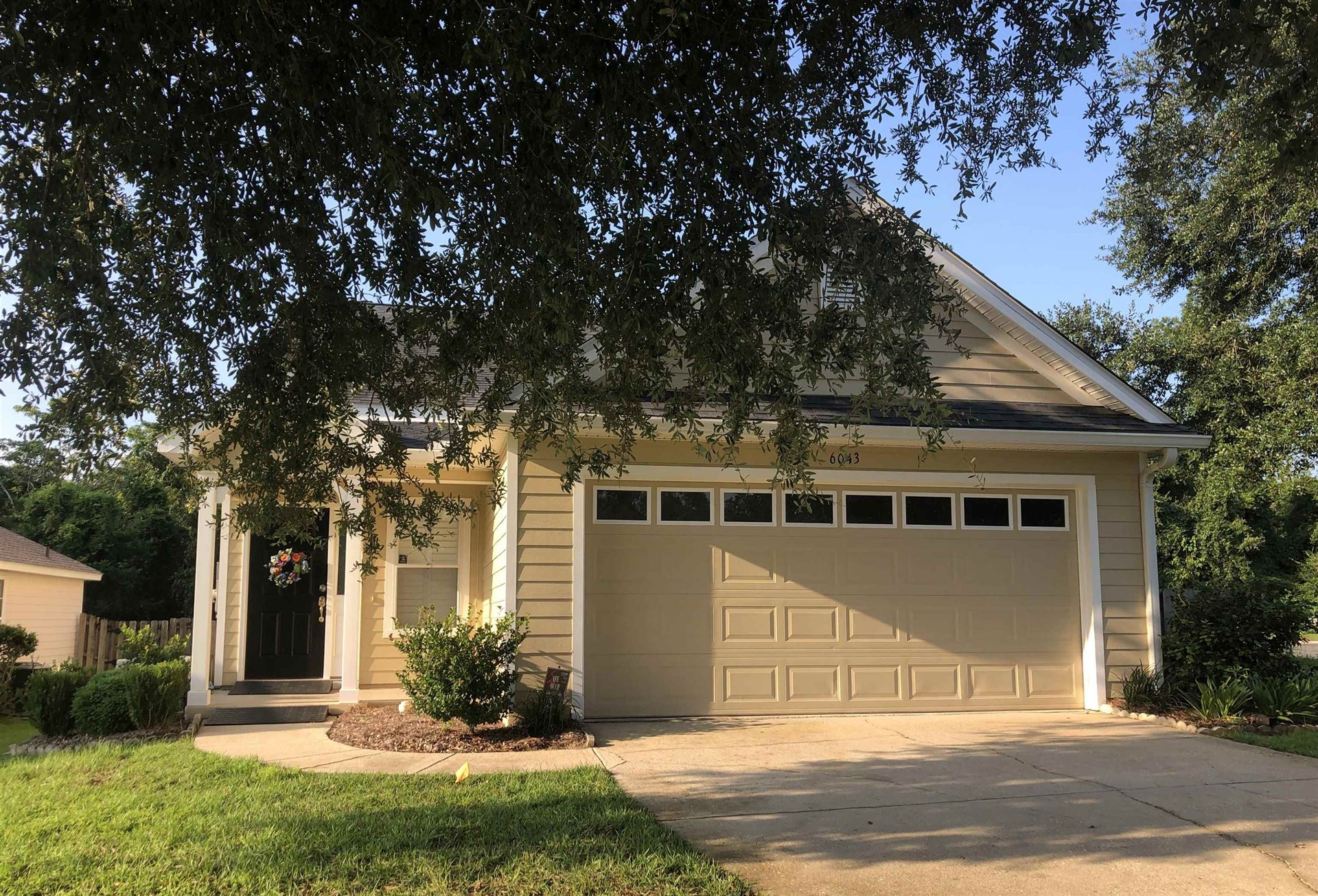 6043 Kennelly Court, Tallahassee, FL 32317 - MLS#: 337545