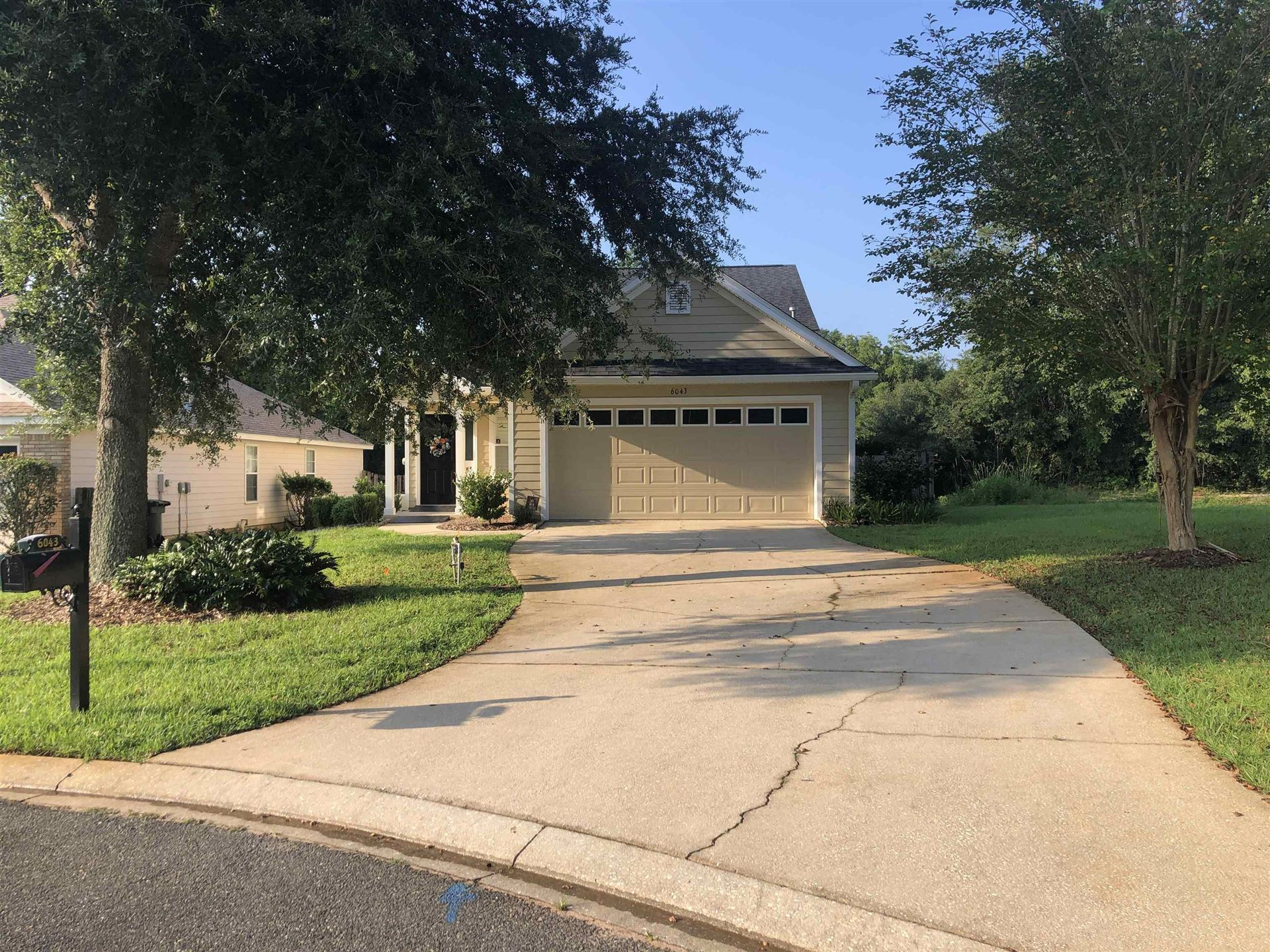 Photo of 6043 Kennelly Court, TALLAHASSEE, FL 32317 (MLS # 337545)