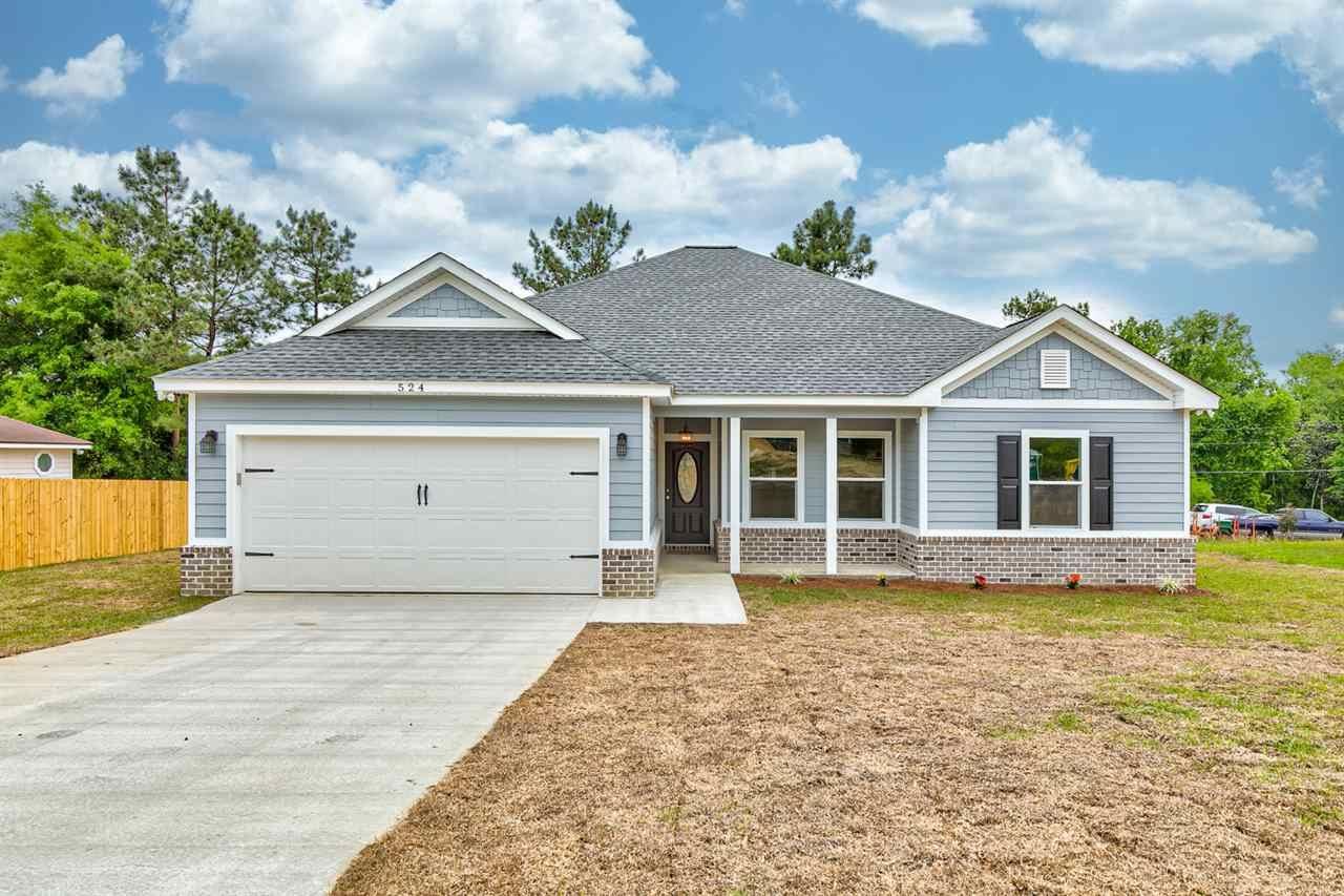 475 Sand Pine Circle, Midway, FL 32343 - MLS#: 330552