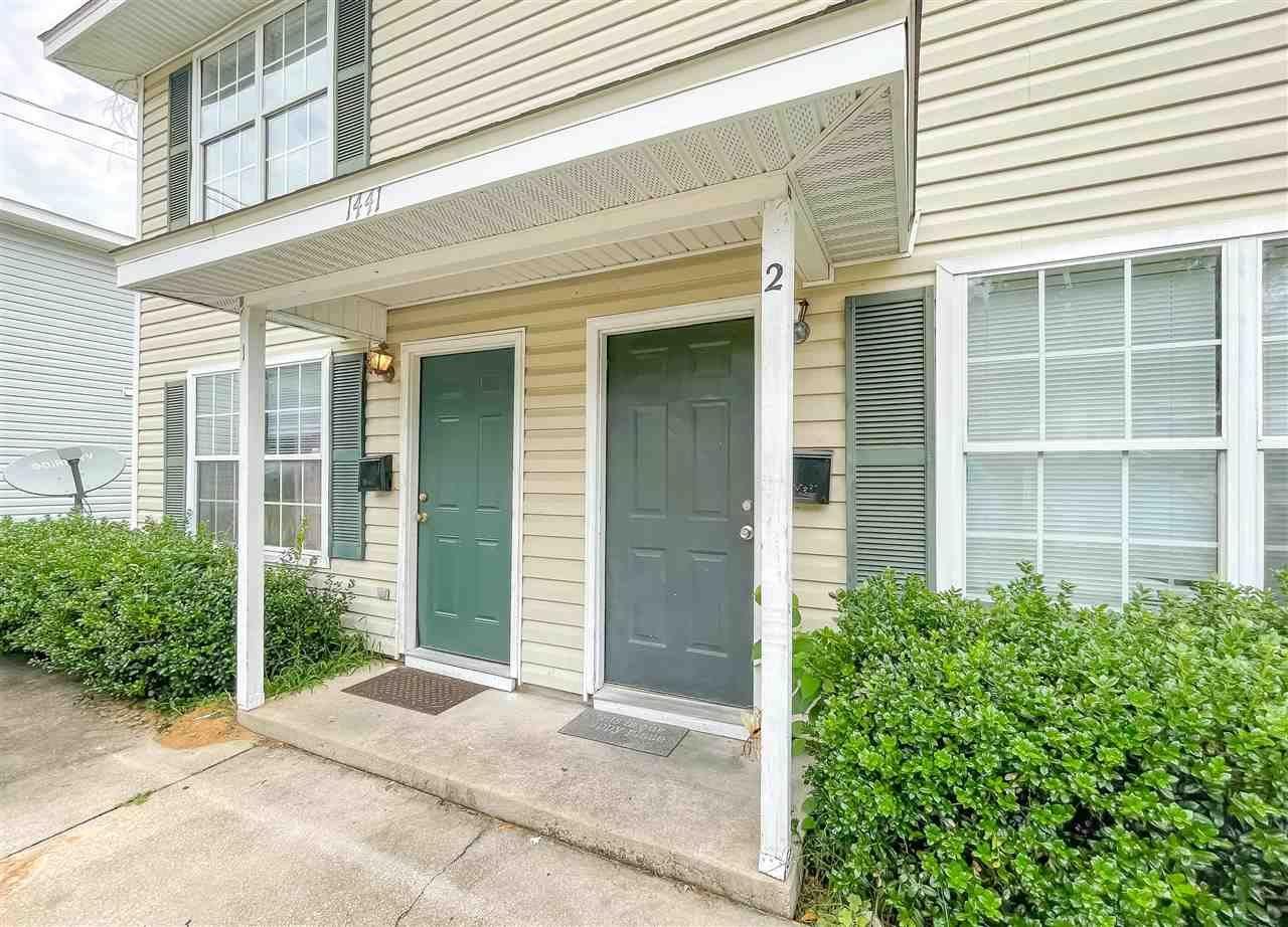 1441 Hudson Street #1&2, Tallahassee, FL 32301 - MLS#: 334565