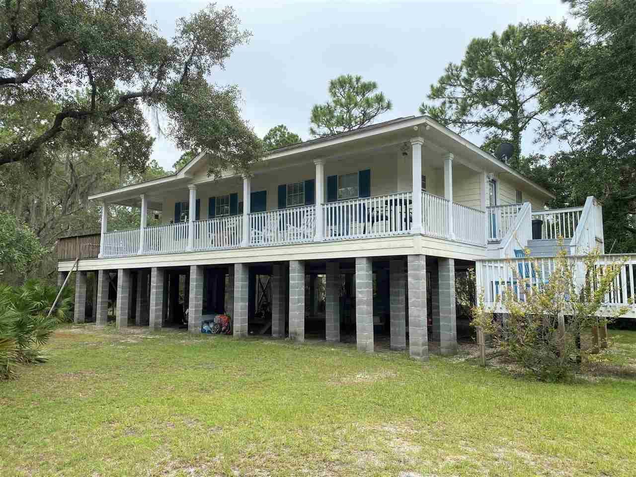 9 Gentlemen Road, Panacea, FL 32346 - MLS#: 321578