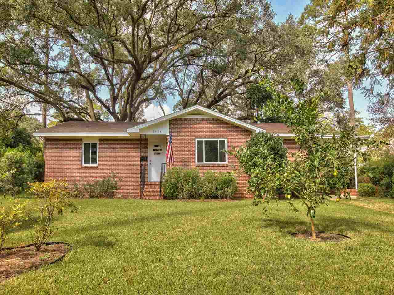 1614 Kuhlacre Drive, Tallahassee, FL 32308 - MLS#: 324580