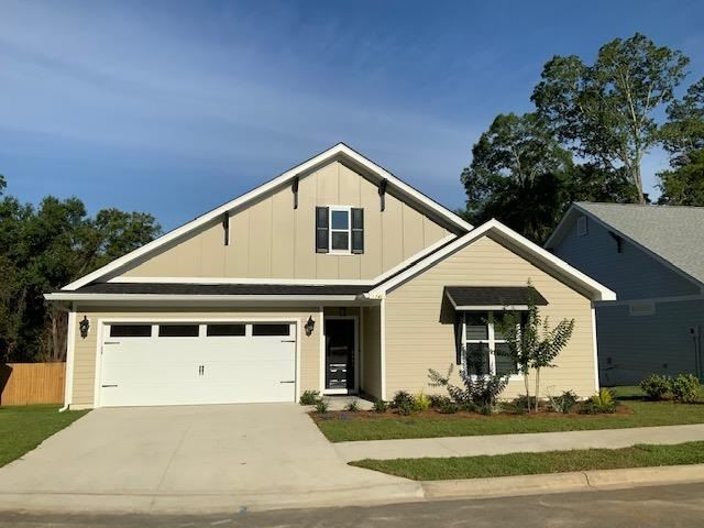 1741 COTTAGE ROSE Lane, Tallahassee, FL 32308 - MLS#: 327580