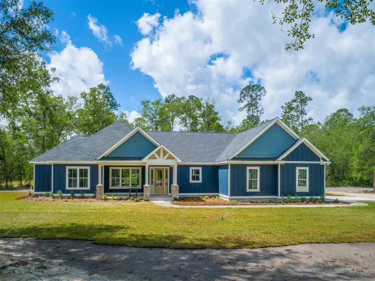 4745 Bloxham Cutoff Road, Crawfordville, FL 32327 - MLS#: 315585