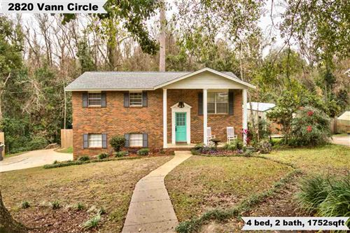 Photo of 2820 Vann Circle, TALLAHASSEE, FL 32312 (MLS # 314586)