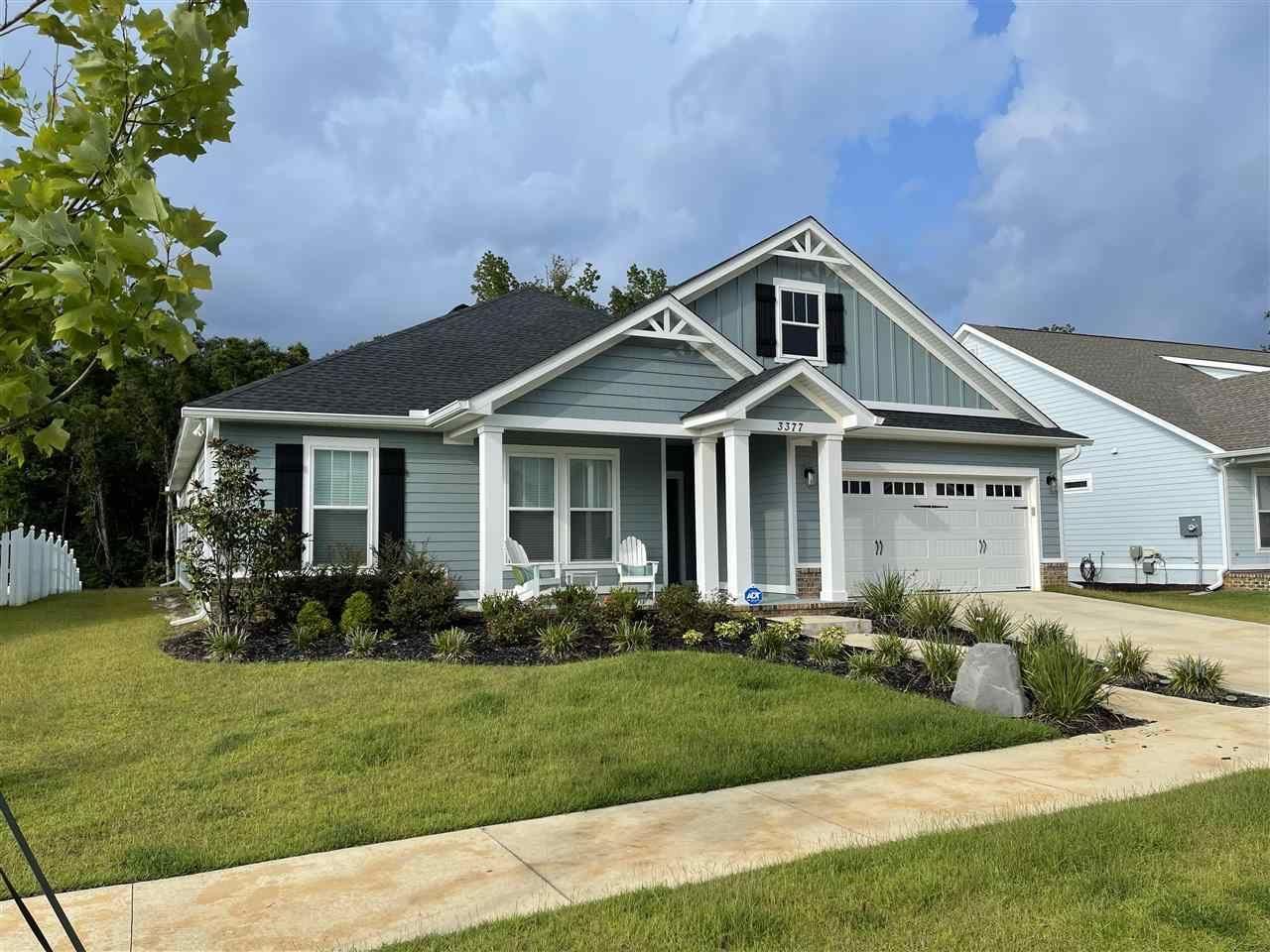 Photo of 3377 Jasmine Hill Road, TALLAHASSEE, FL 32311 (MLS # 335588)