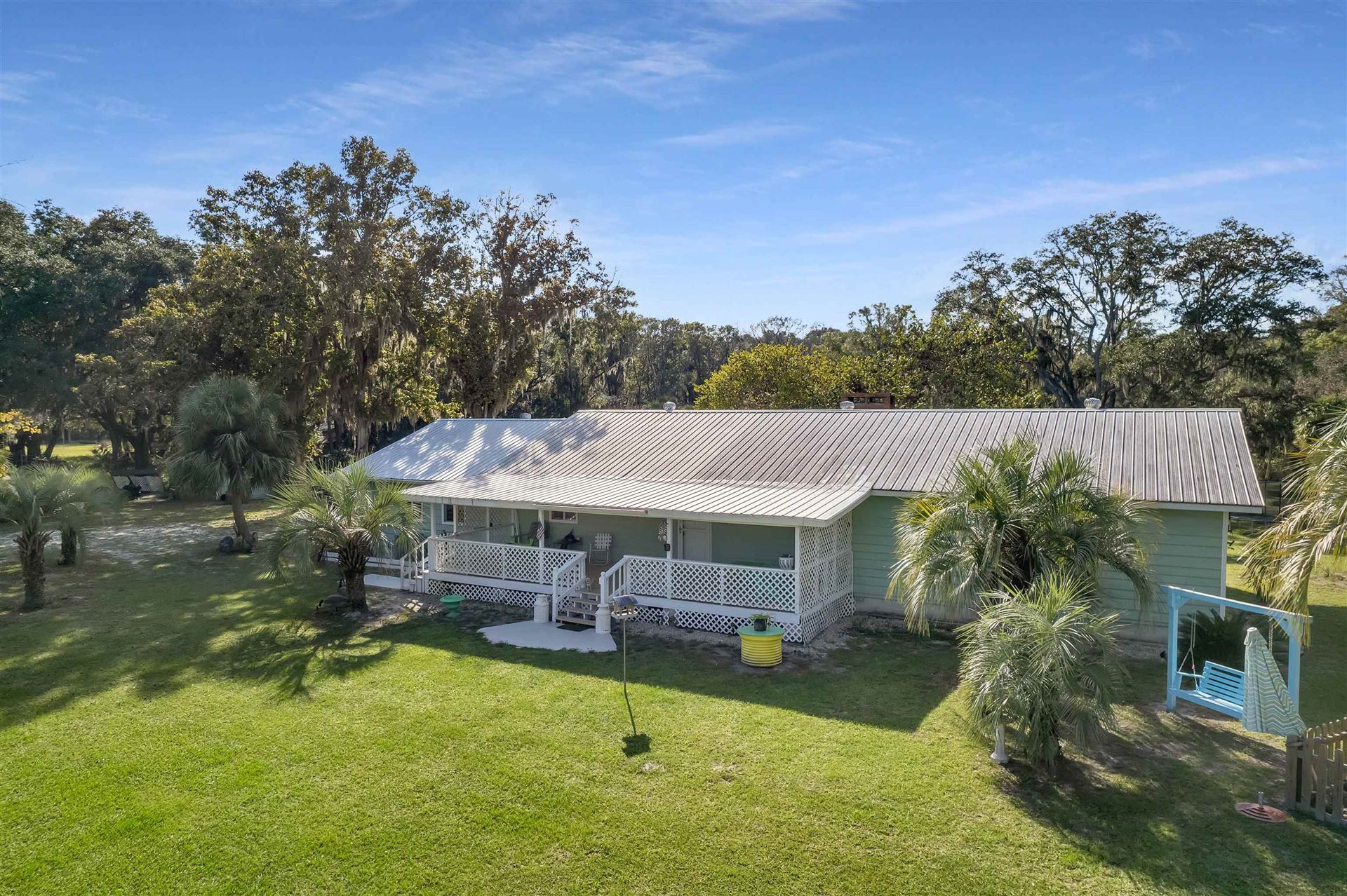 Photo of 1419 Andrew Reams Road, PERRY, FL 32347 (MLS # 338590)