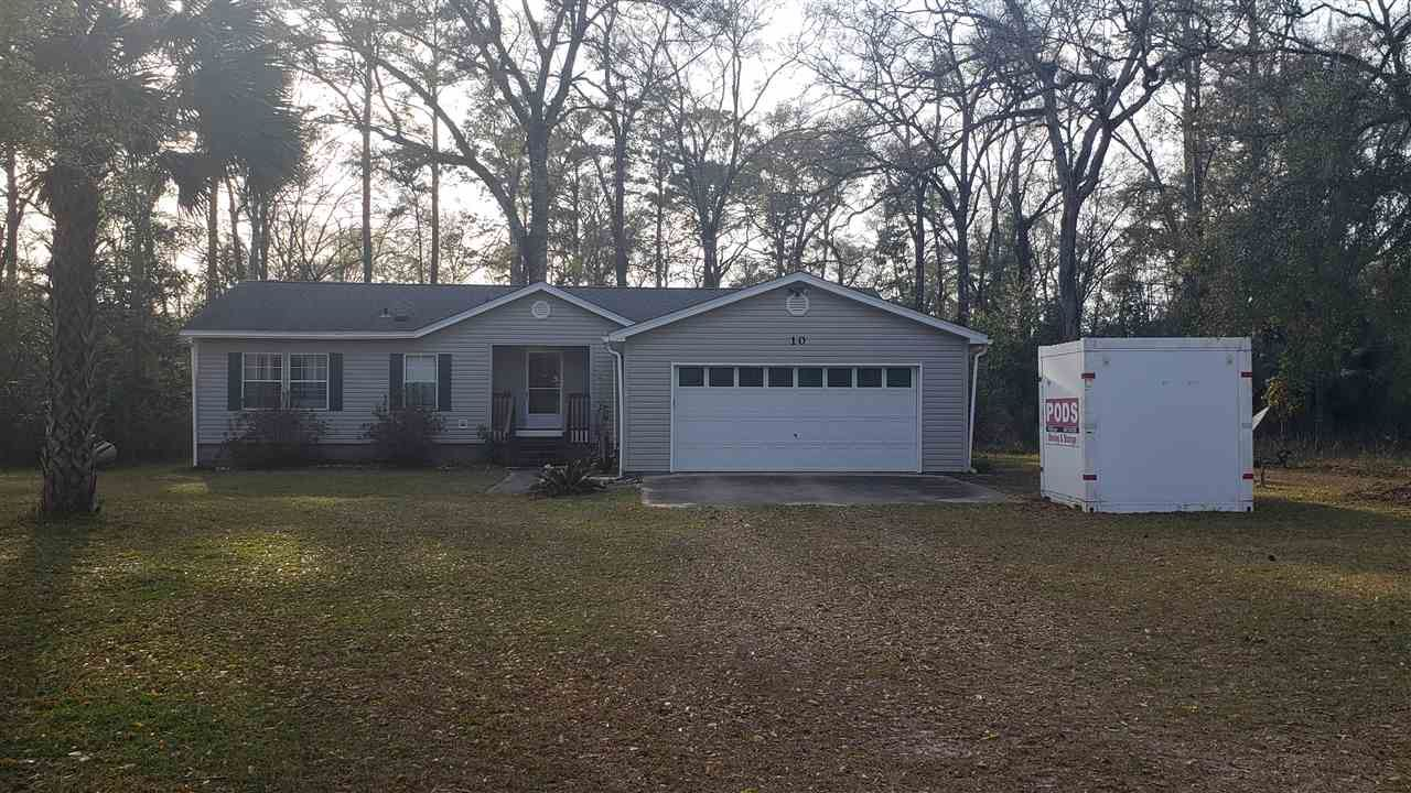 10 Marsue Drive, Crawfordville, FL 32327 - MLS#: 329591