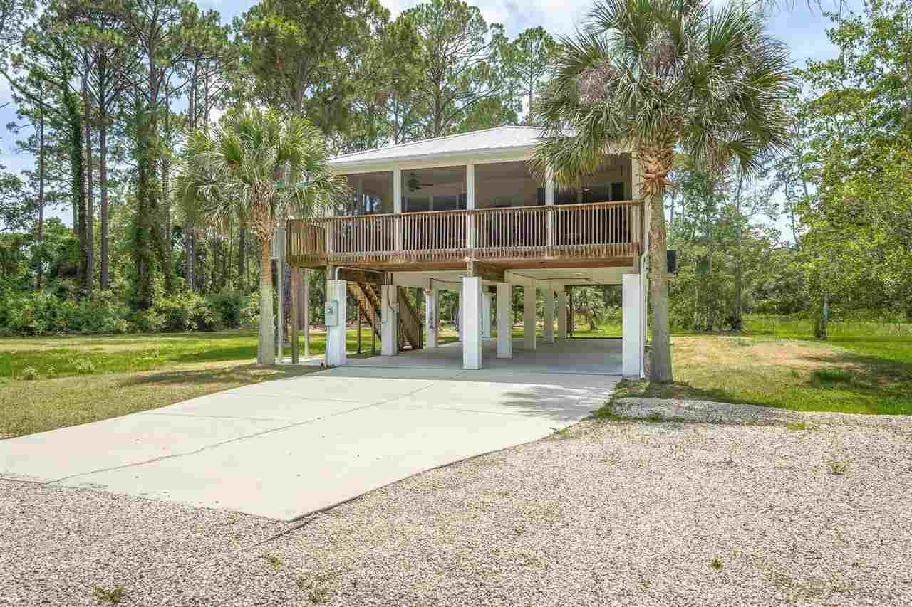 584 Alligator Drive, Alligator Point, FL 32346 - MLS#: 333592