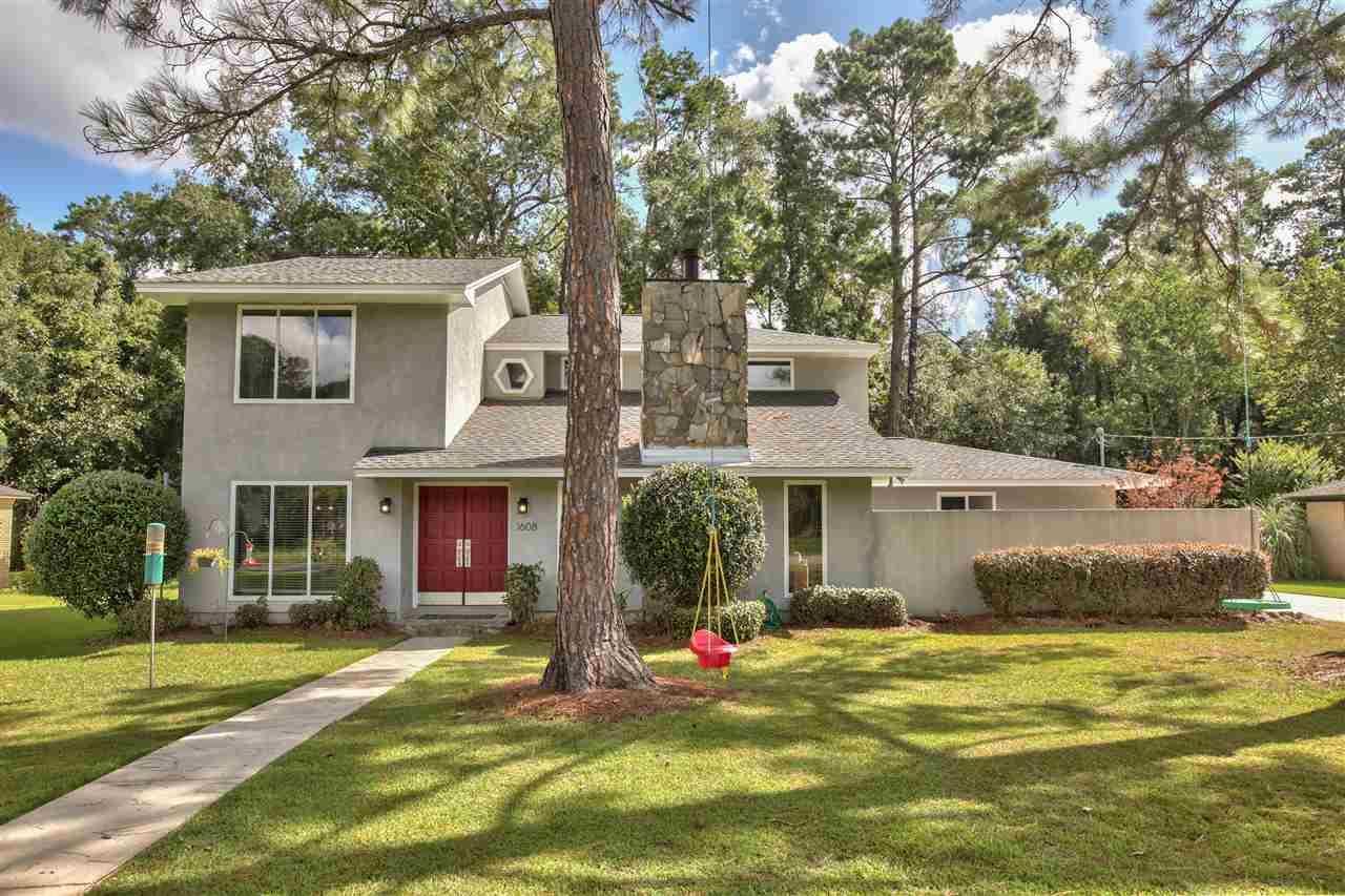 1608 Laguna Drive, Tallahassee, FL 32308 - MLS#: 323596
