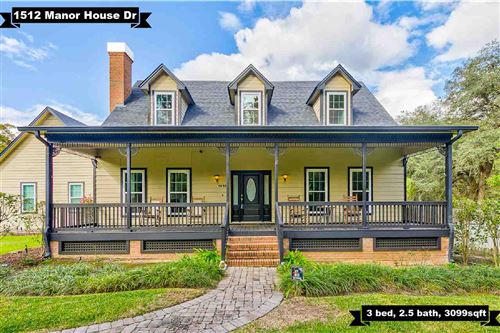 Photo of 1512 Manor House Drive, TALLAHASSEE, FL 32312 (MLS # 325597)