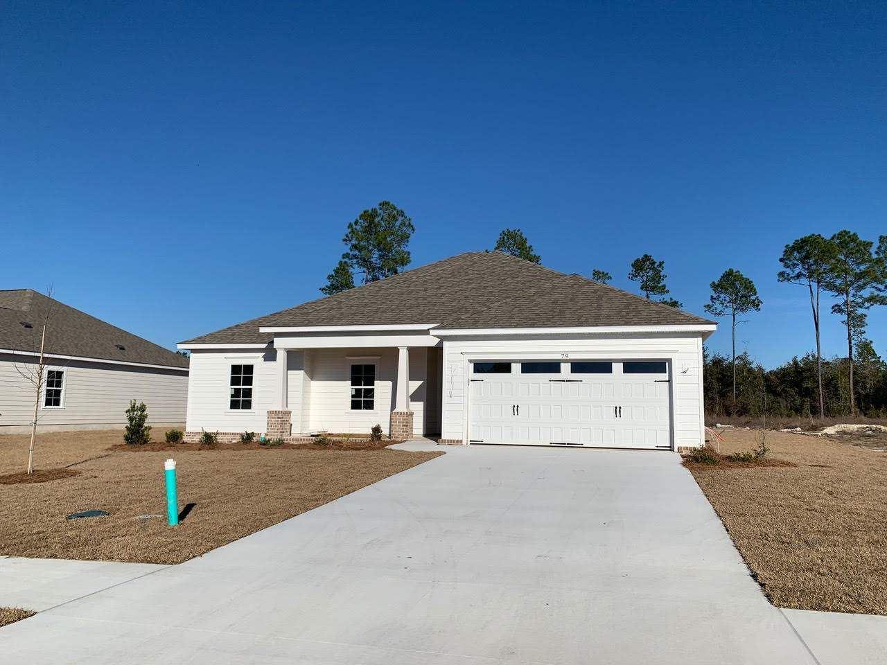 79 Manchester Drive, Crawfordville, FL 32327 - MLS#: 327606