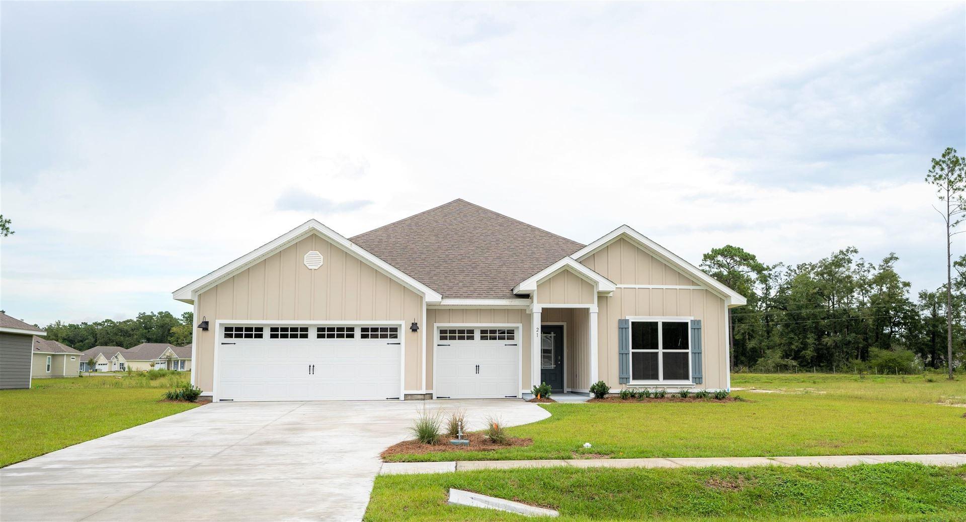 21 Manchester Drive, Crawfordville, FL 32327 - MLS#: 333614