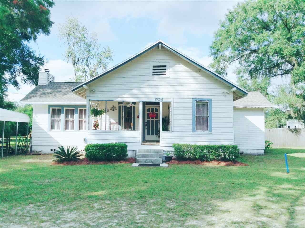 804 W Julia Street, Perry, FL 32347 - MLS#: 324617