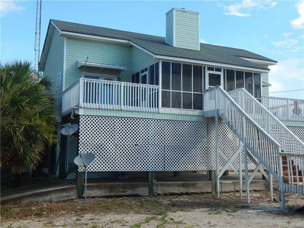 1283 Angus Morrison Road, Alligator Point, FL 32346 - MLS#: 321621