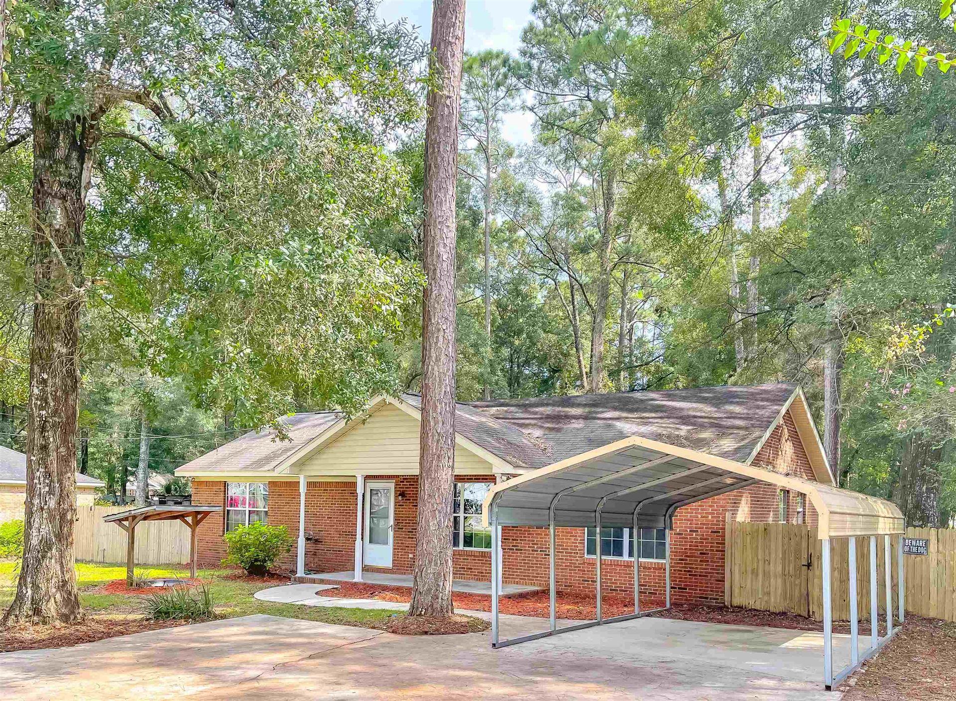 7 Chickat Trail, Crawfordville, FL 32327 - MLS#: 337643