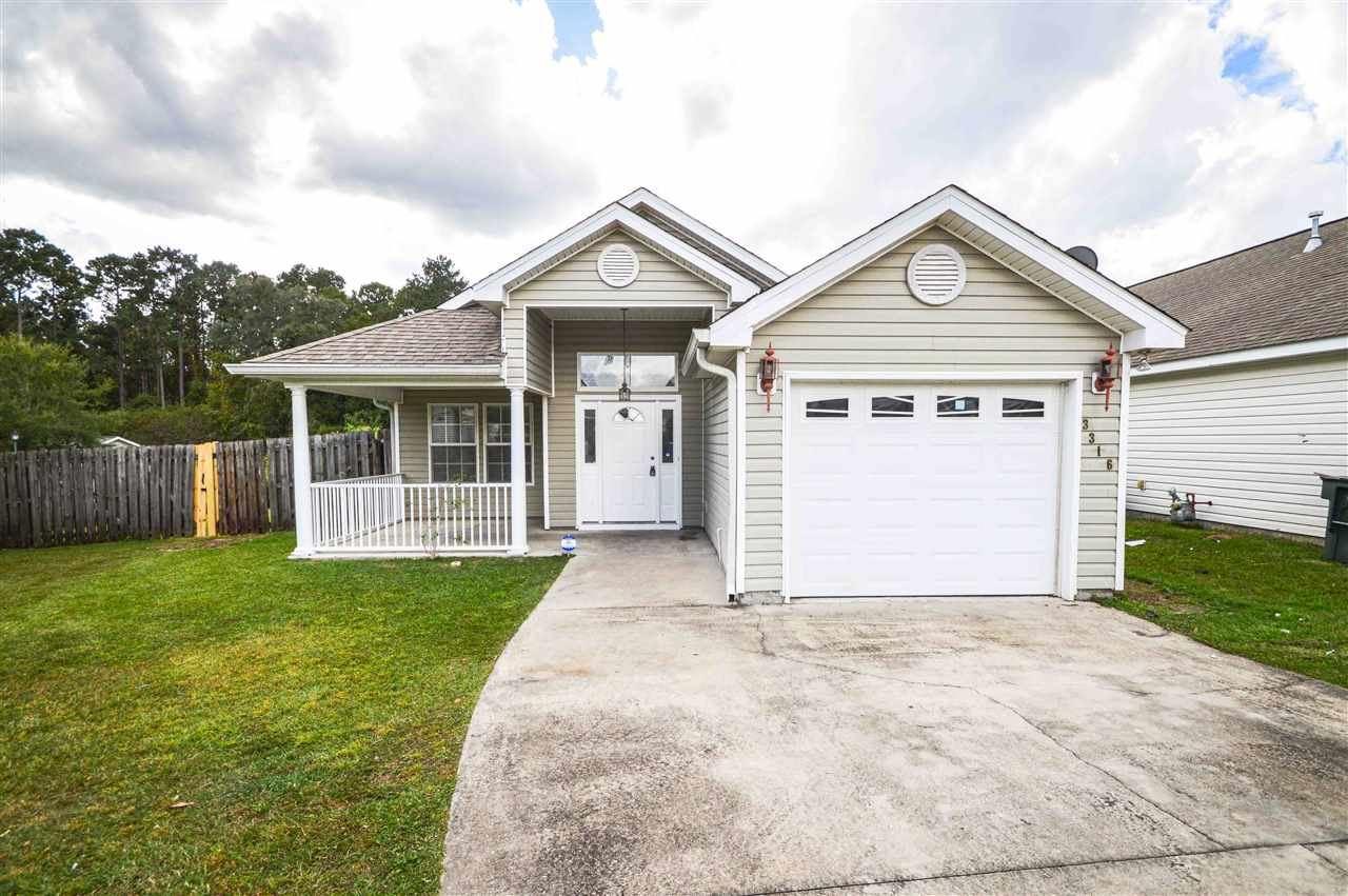 3316 Golden Rain Drive, Tallahassee, FL 32303 - MLS#: 325650