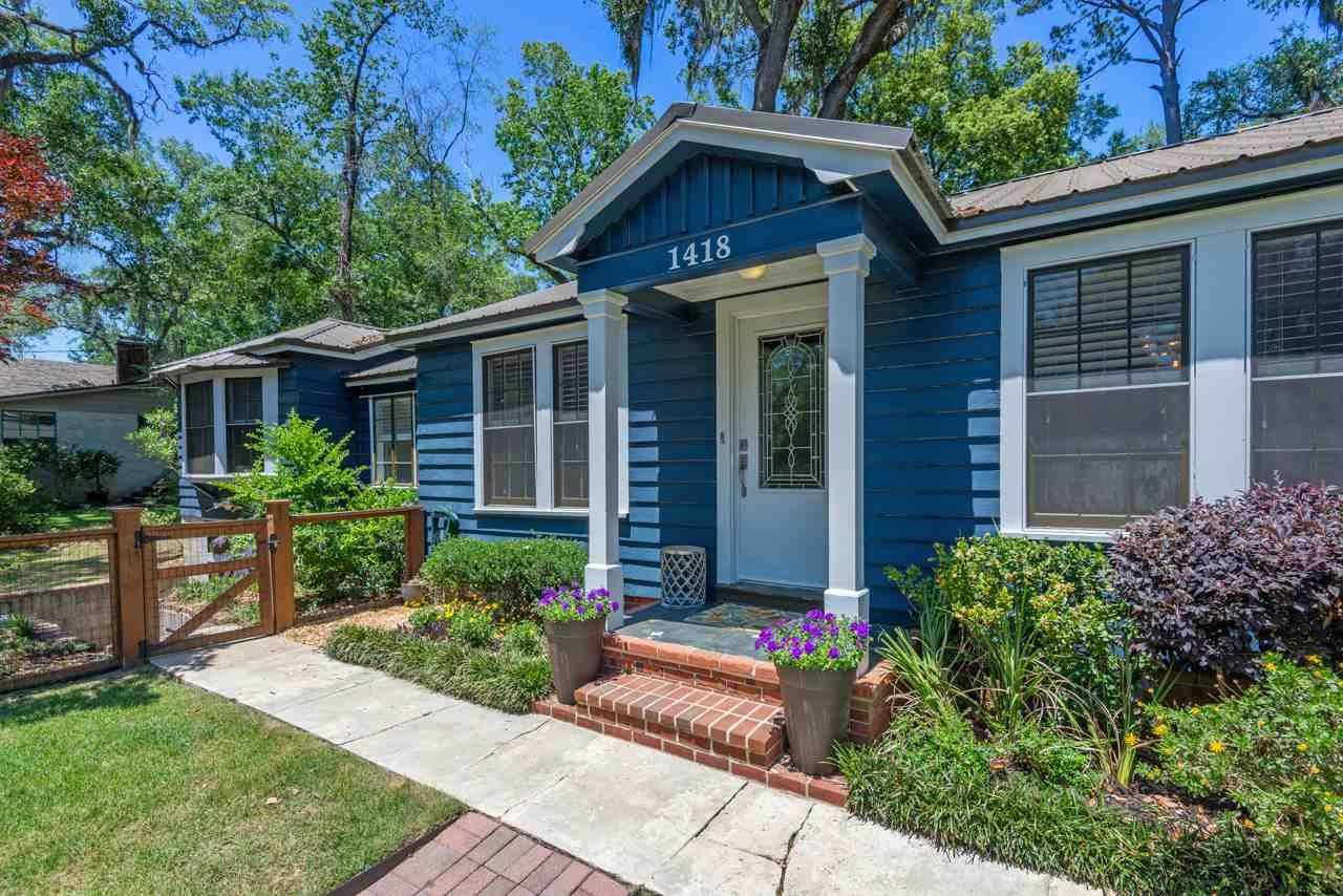 Photo of 1418 Grape Street, TALLAHASSEE, FL 32303 (MLS # 321658)