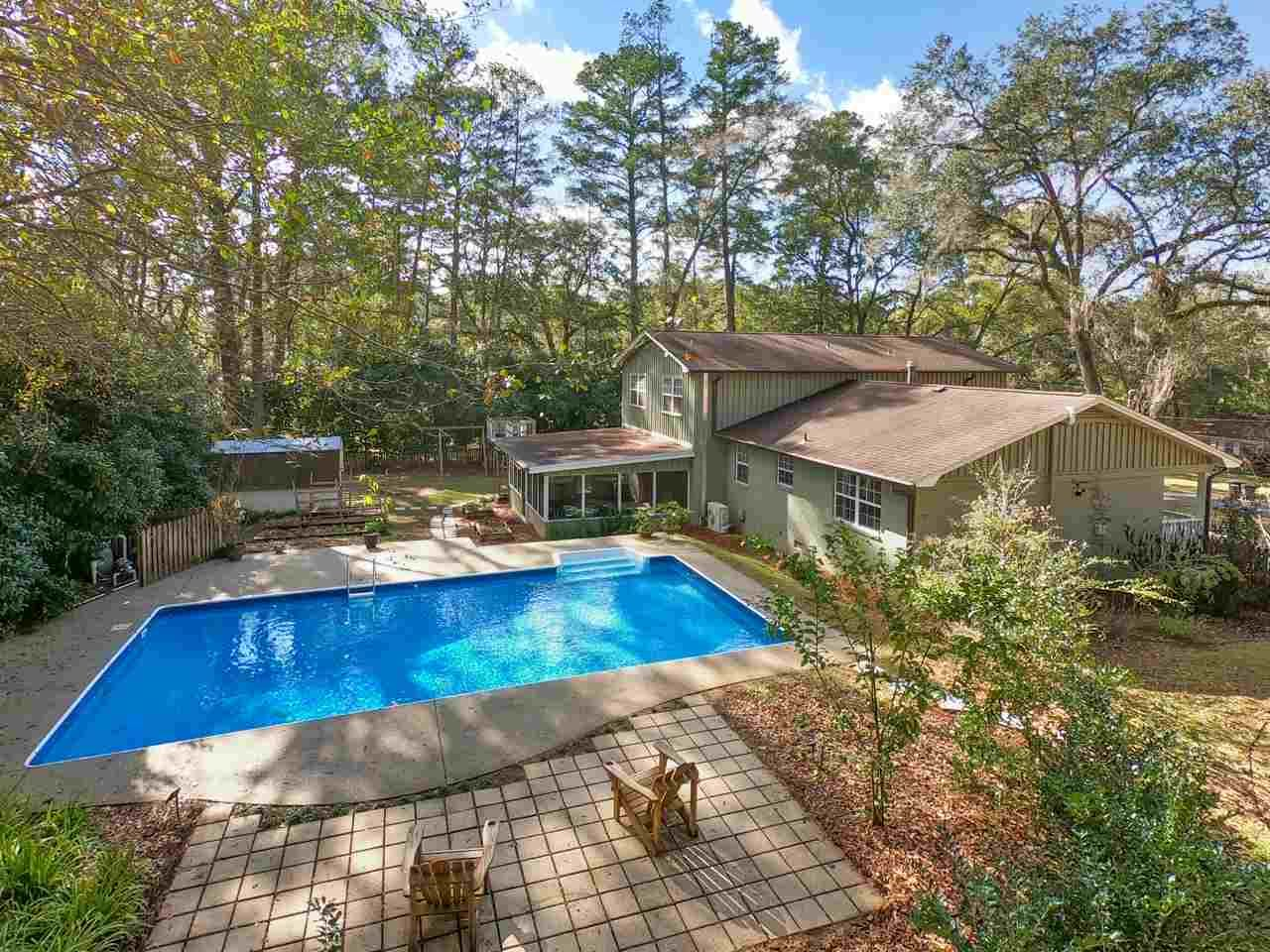 Photo of 1111 MERCER Drive, TALLAHASSEE, FL 32312 (MLS # 327658)