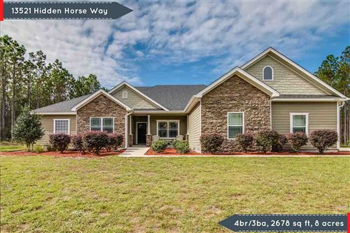 Photo of 13521 Hidden Horse Way, TALLAHASSEE, FL 32305 (MLS # 324662)