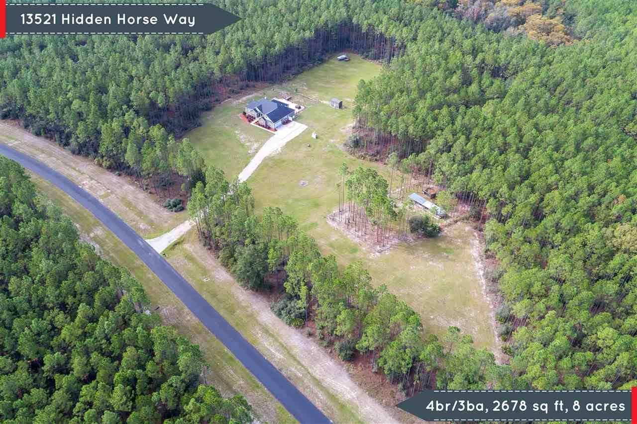 Photo of 13521 Hidden Horse Way, TALLAHASSEE, FL 32305 (MLS # 324662)