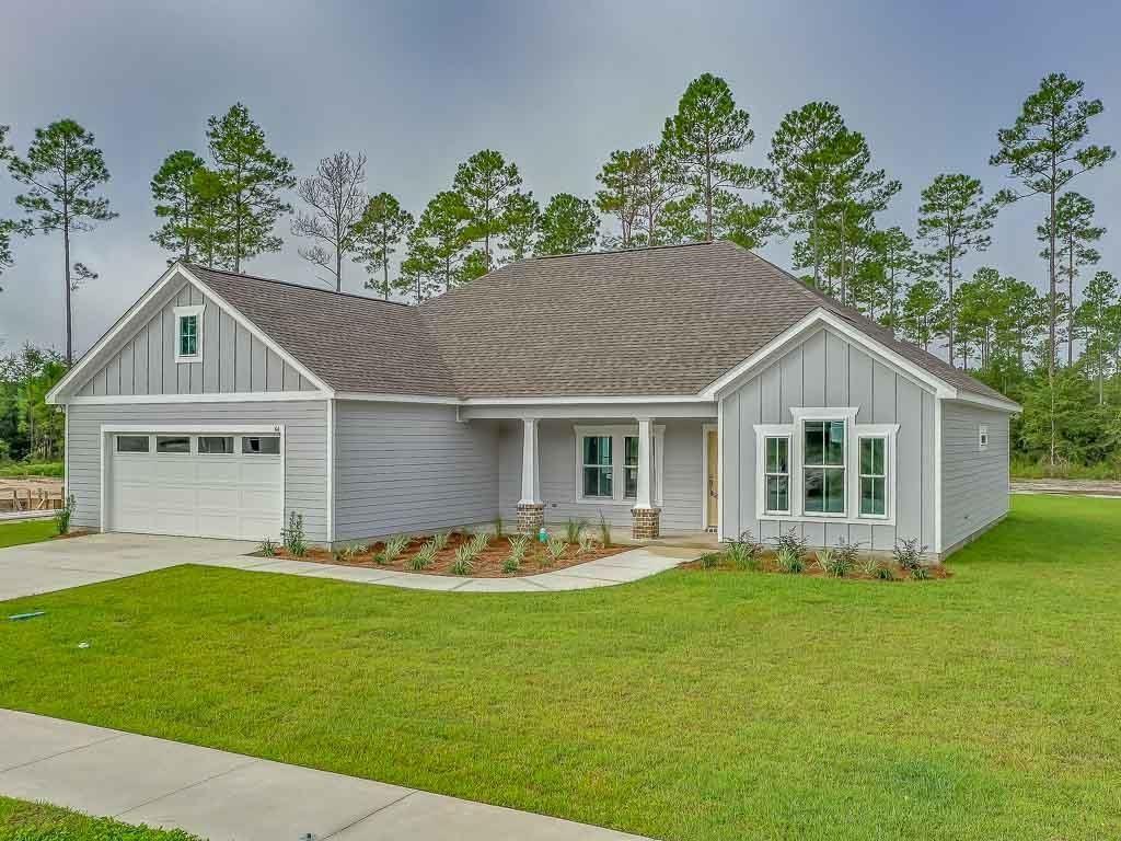 66 Stillmont Drive, Crawfordville, FL 32327 - MLS#: 333664