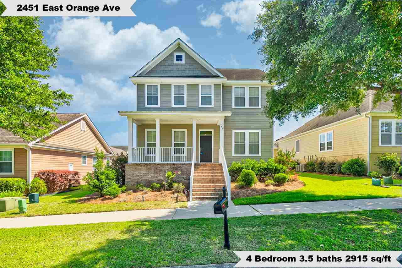 2451 E Orange Avenue, Tallahassee, FL 32311 - MLS#: 318665