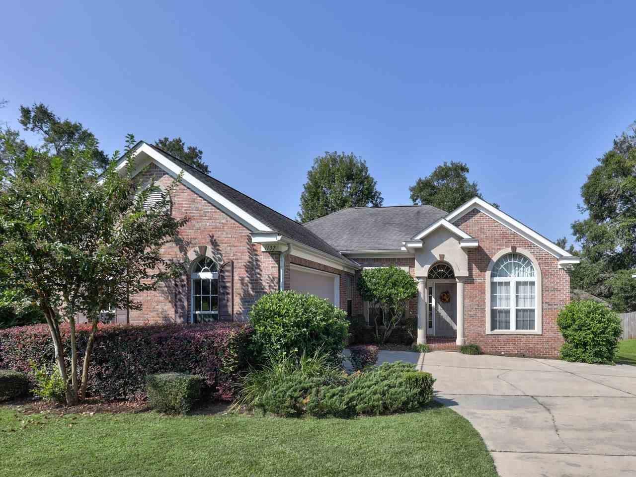 1132 Stoney Creek Way, Tallahassee, FL 32317 - MLS#: 324667