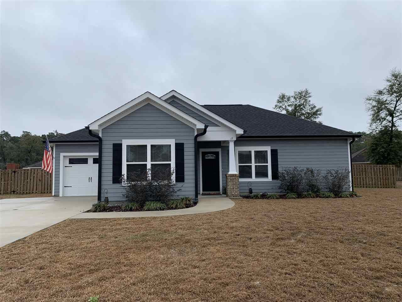 Photo of 17 Sycamore Trail, CRAWFORDVILLE, FL 32327 (MLS # 327672)