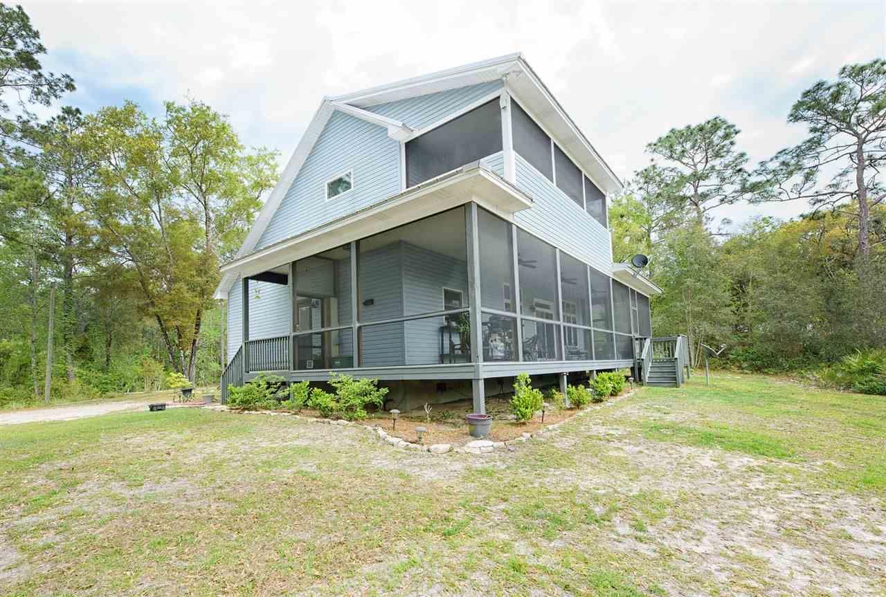 187 Gertie Brown Road, Sopchoppy, FL 32358 - MLS#: 317678