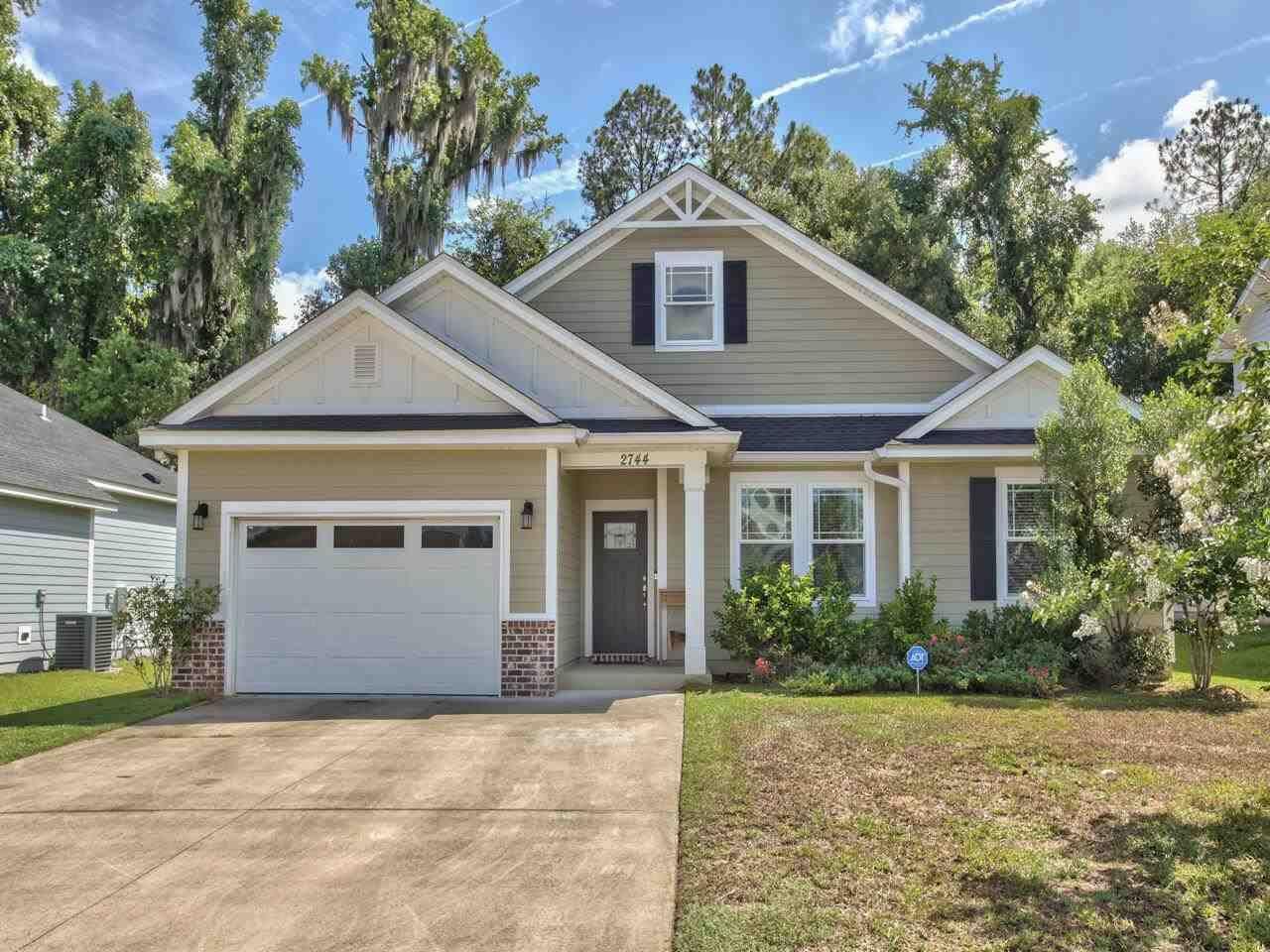 2744 Summer Meadow Drive, Tallahassee, FL 32303 - MLS#: 333688