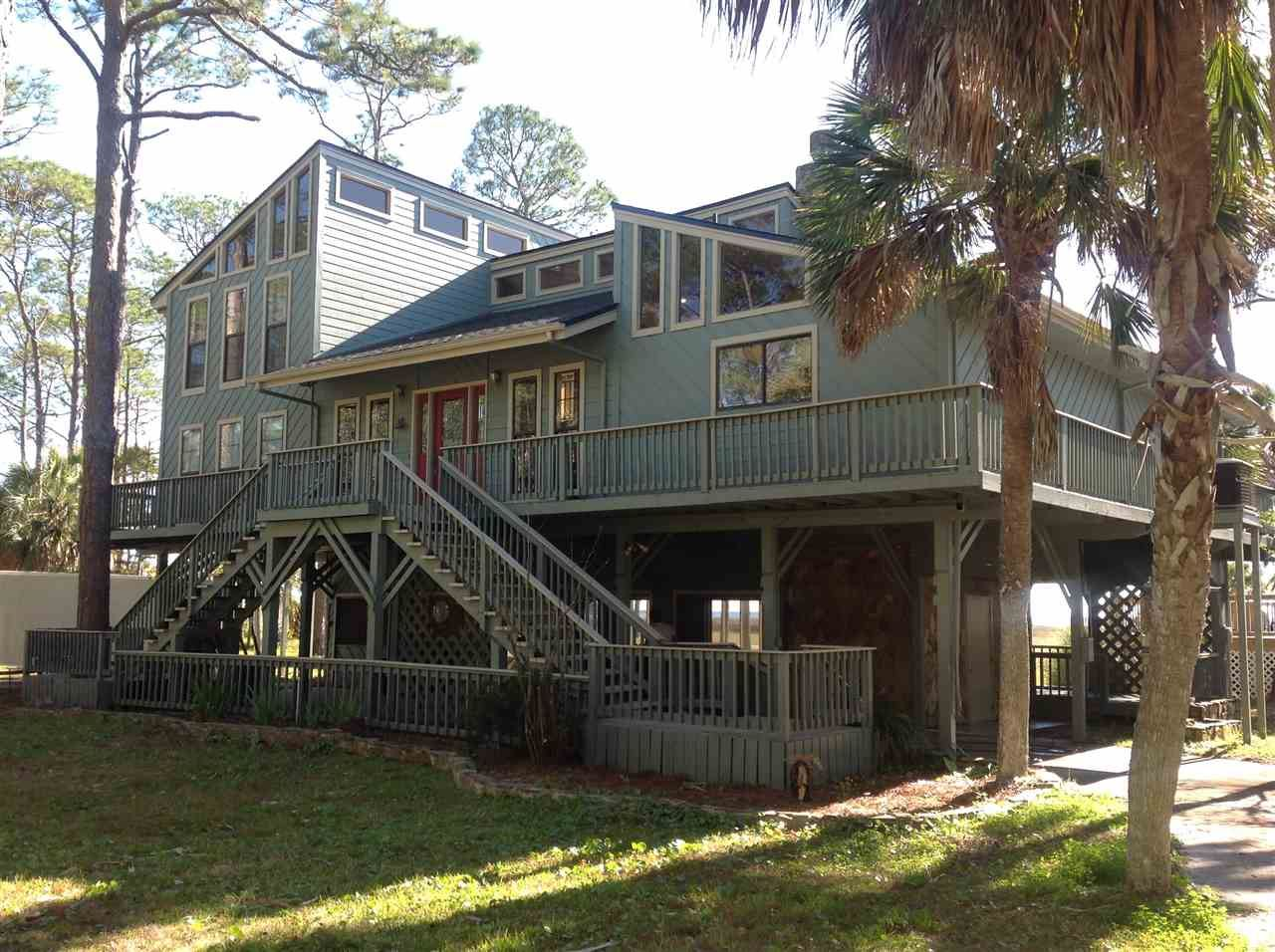 1505 Ezell Beach Road, Keaton Beach, FL 32348 - MLS#: 315698