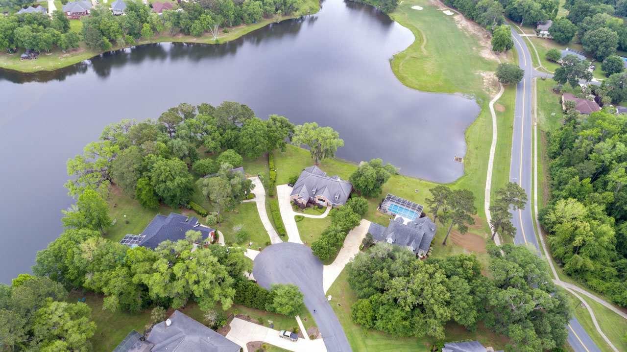 Photo of 1113 Lochknoll Court, TALLAHASSEE, FL 32312 (MLS # 331698)