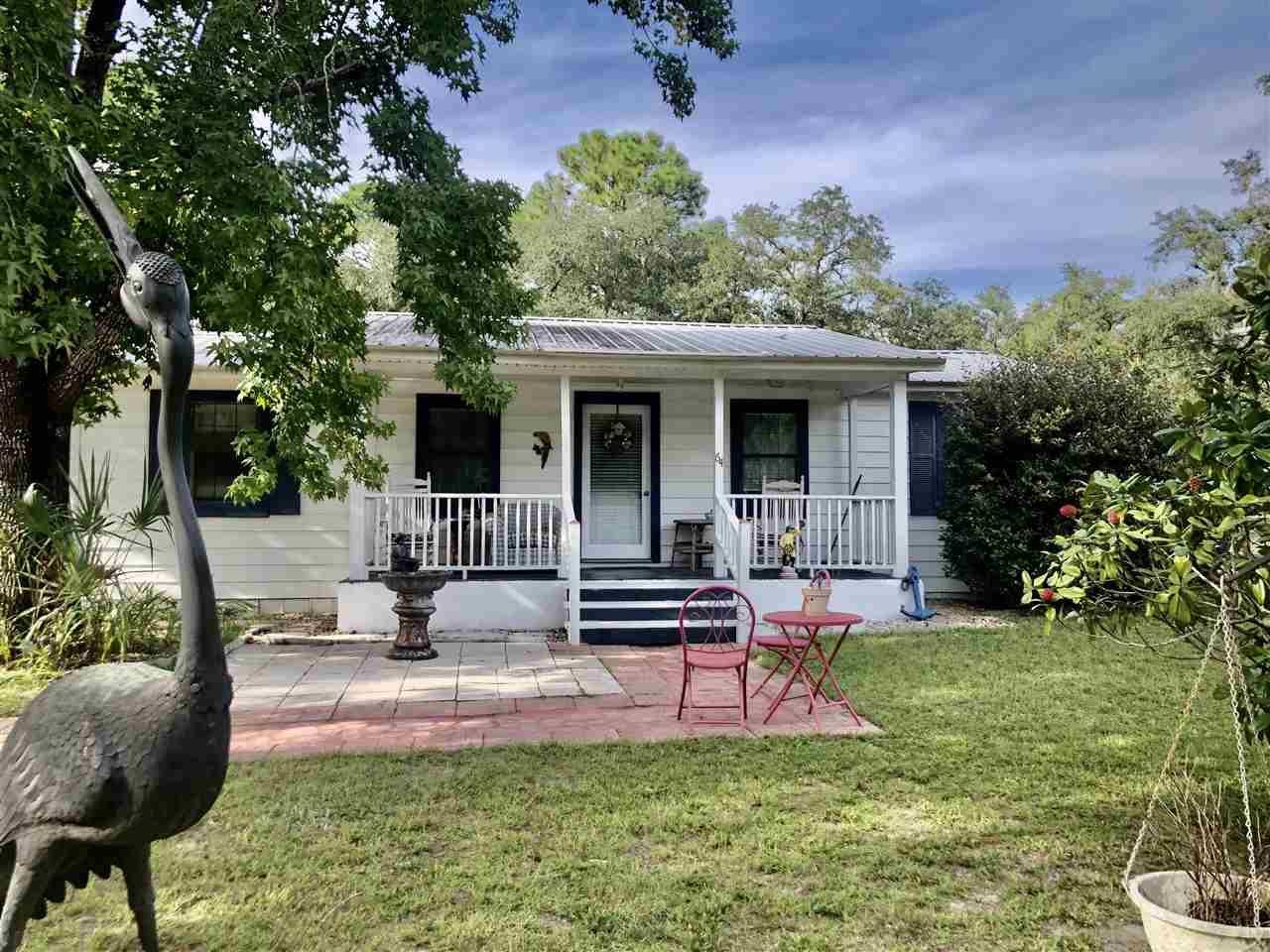 64 Lake Ave, Panacea, FL 32346 - MLS#: 323704