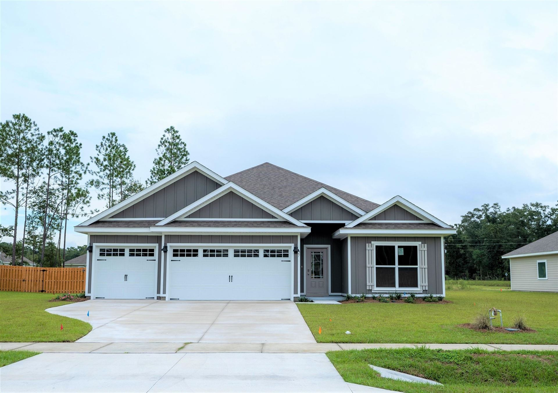 92 Manchester Drive, Crawfordville, FL 32327 - MLS#: 335705