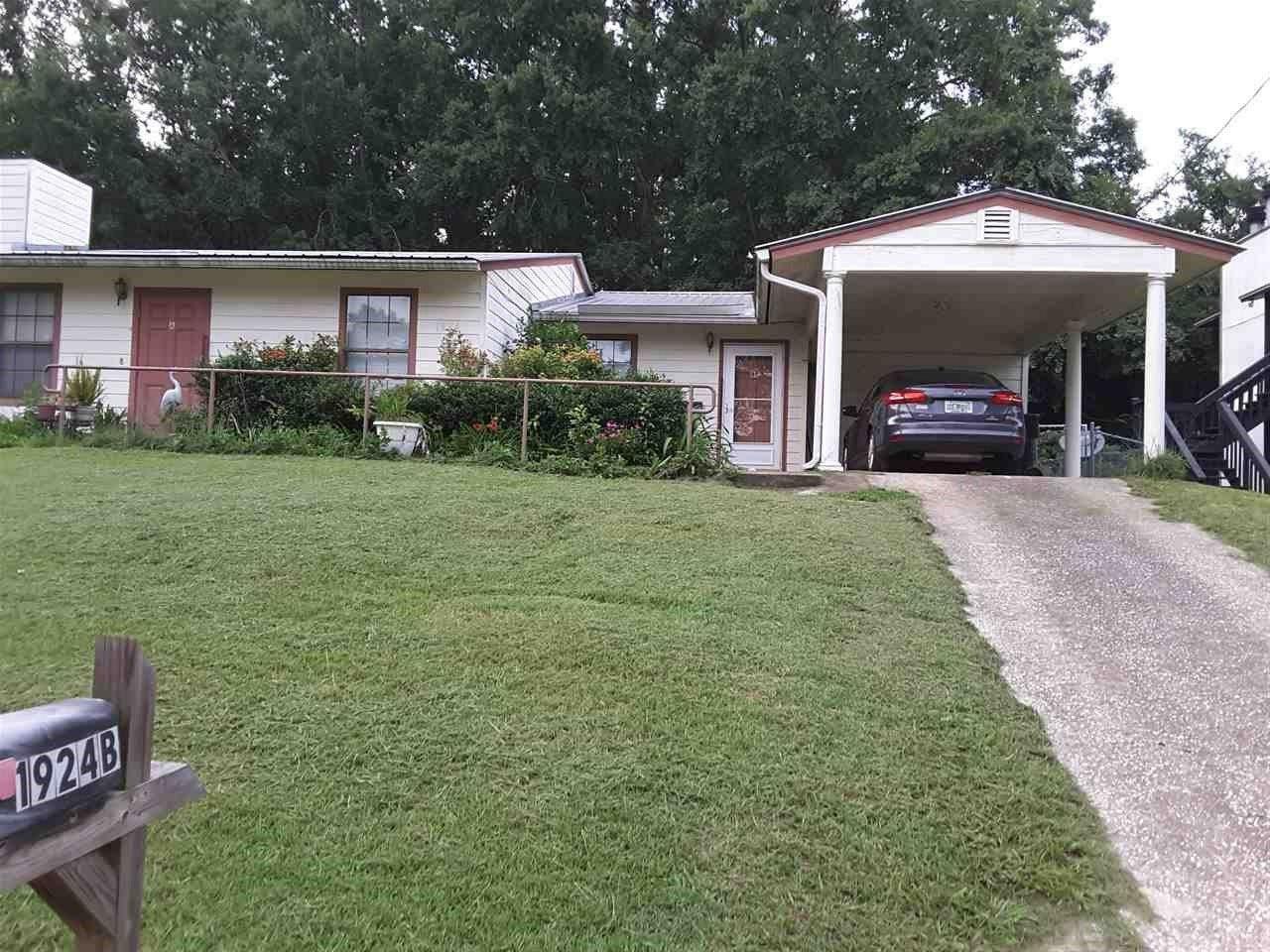 1924 Darryl Drive #A & B, Tallahassee, FL 32301 - MLS#: 322712