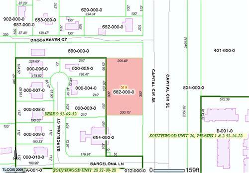 Photo of CAPITAL CIRCLE SE, TALLAHASSEE, FL 32301 (MLS # 232718)