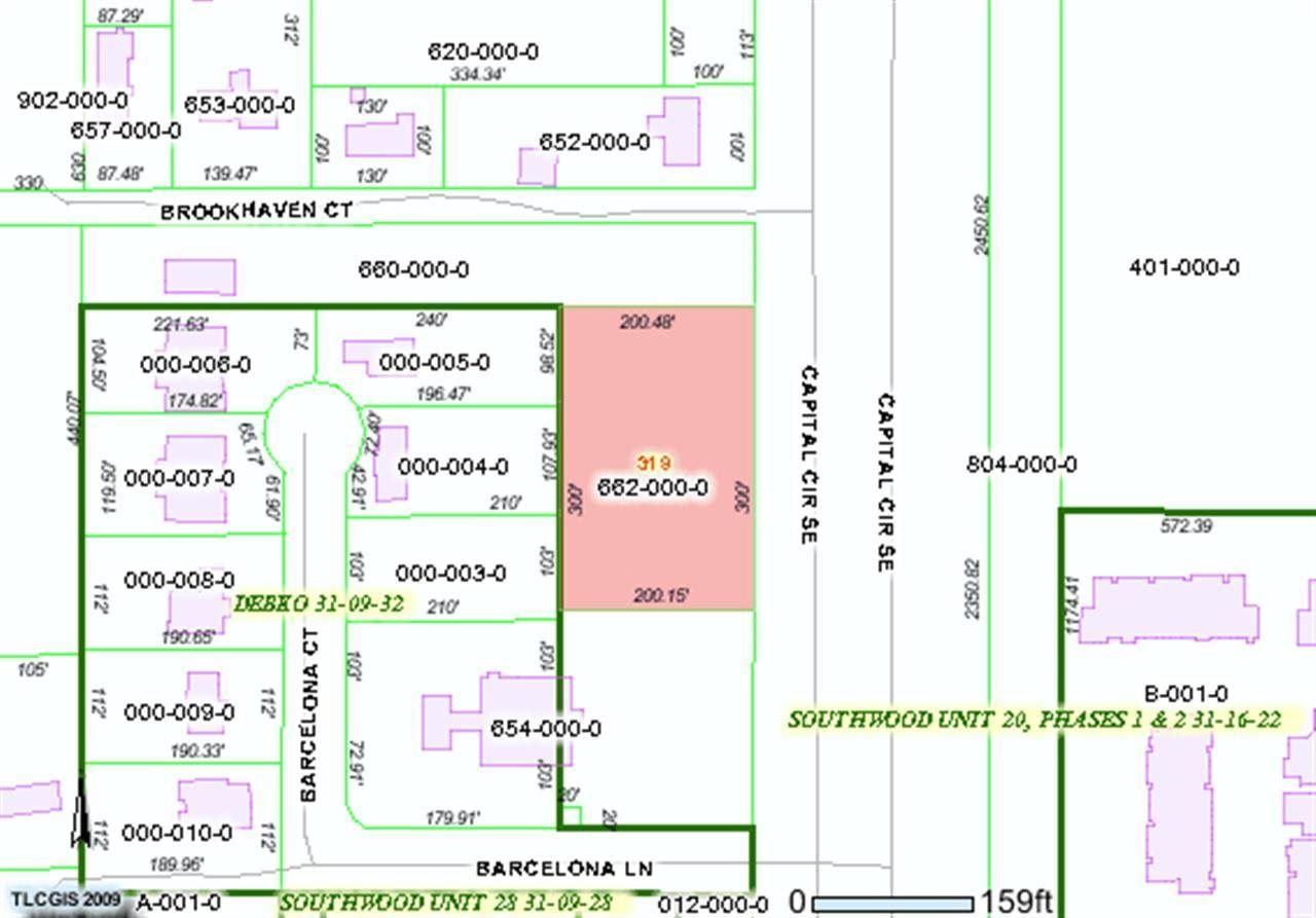Photo for CAPITAL CIRCLE SE, TALLAHASSEE, FL 32301 (MLS # 232718)
