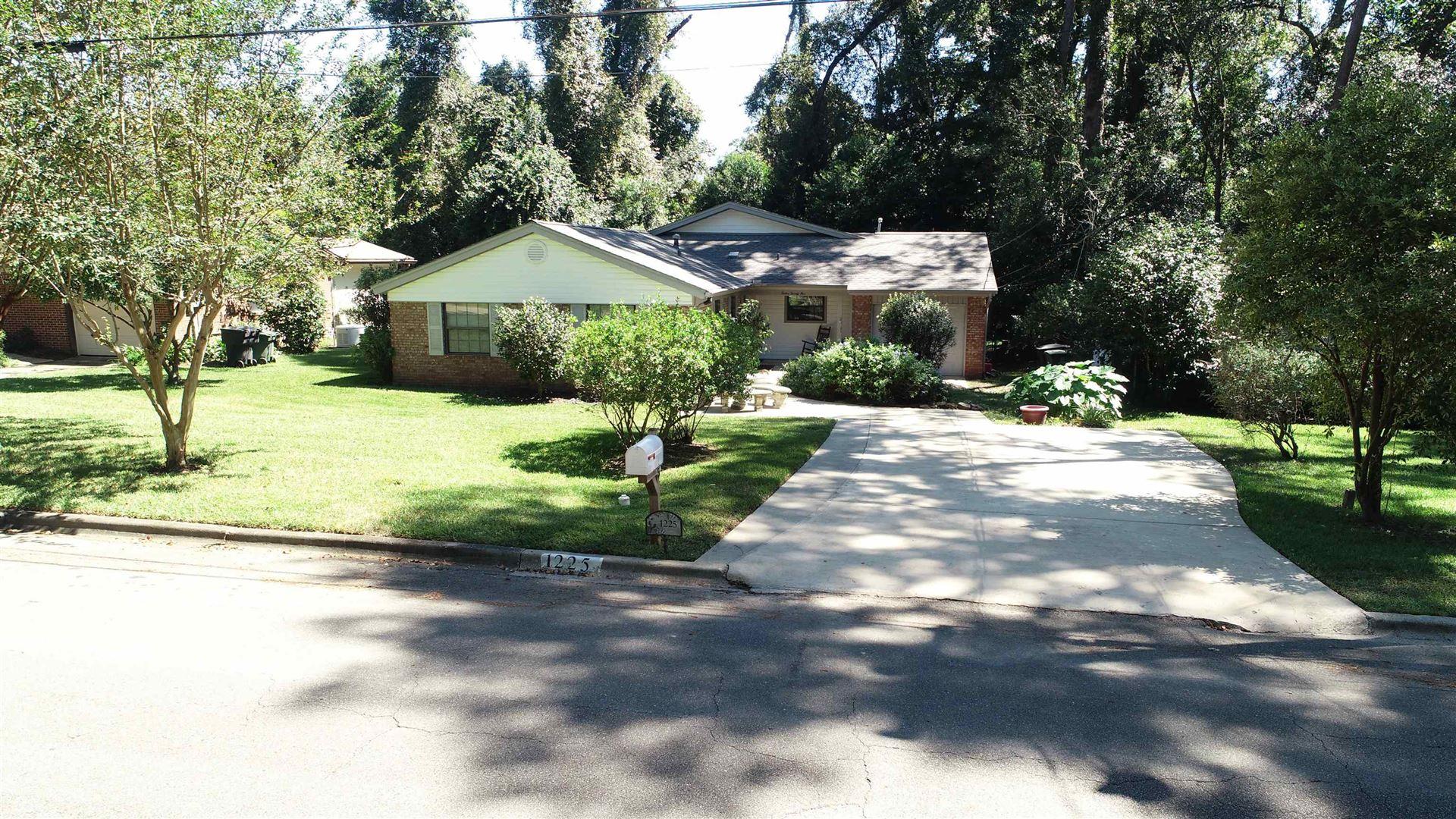 1225 Winifred Road, Tallahassee, FL 32308 - MLS#: 337721