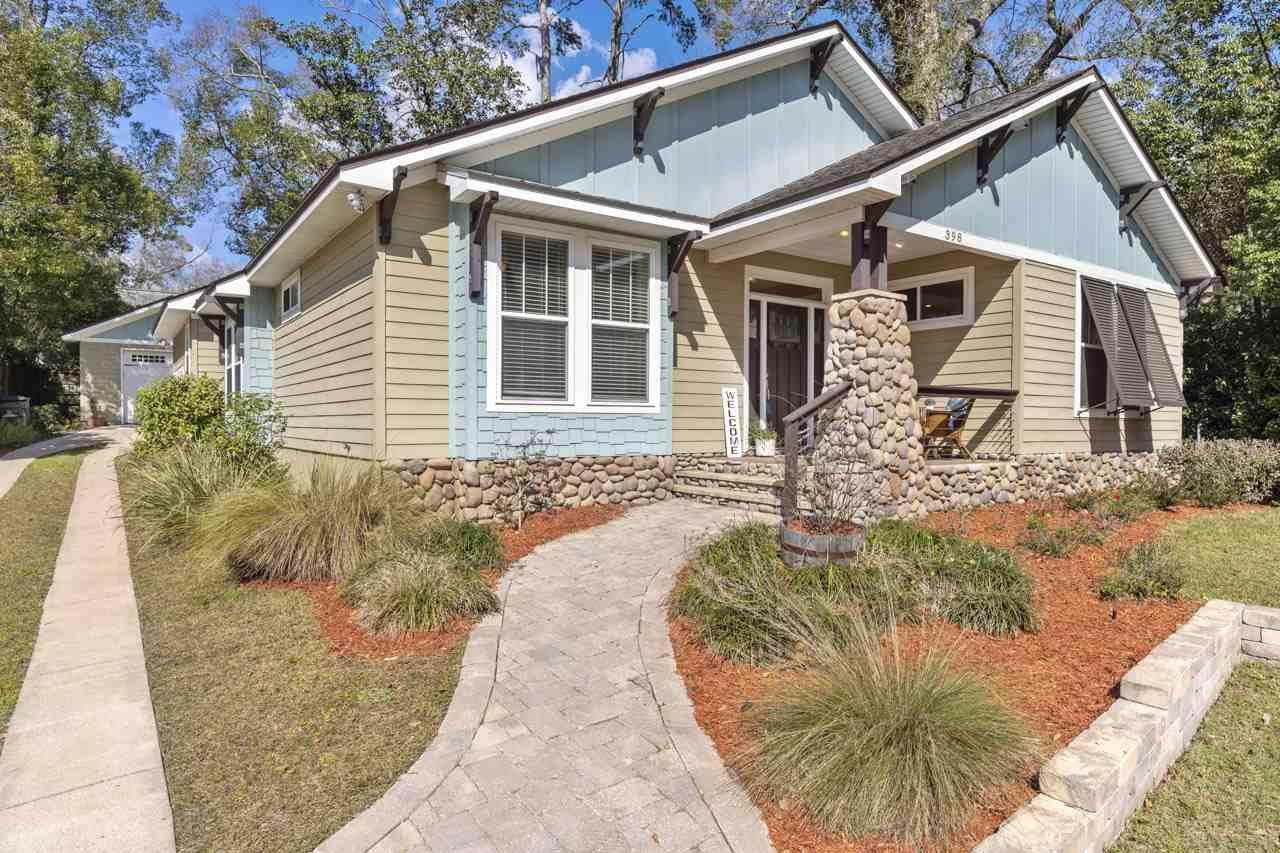 398 Terrace Street, Tallahassee, FL 32308 - MLS#: 328725