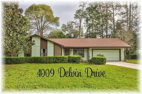 Photo of 4009 DELVIN DRIVE, TALLAHASSEE, FL 32309 (MLS # 338736)