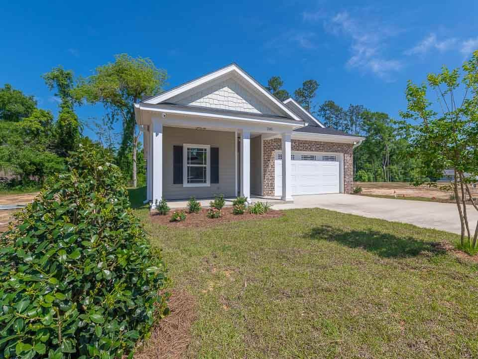 239 Cottage Court, Tallahassee, FL 32308 - MLS#: 324749