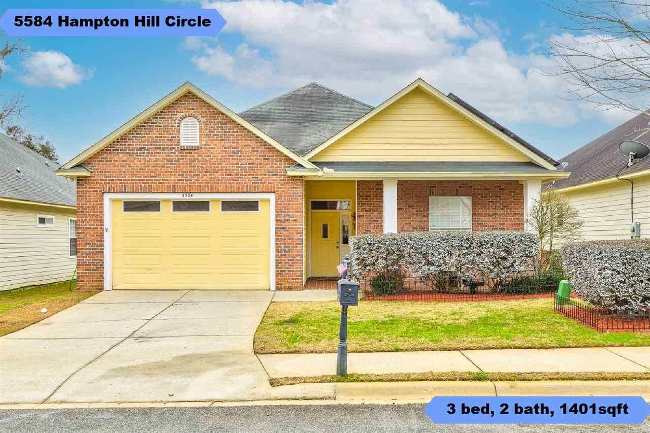 5584 Hampton Hill Circle, Tallahassee, FL 32311 - MLS#: 327750