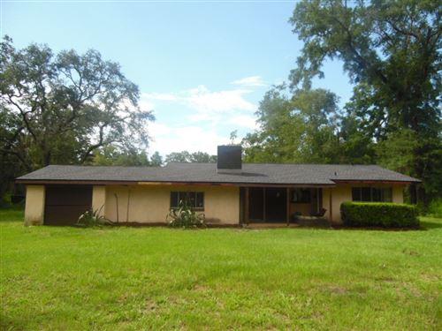 Photo of 812 Shadeville Road, CRAWFORDVILLE, FL 32327 (MLS # 320752)